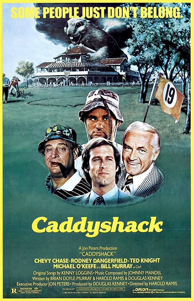 Caddyshack 1980 720p BRRip x264 AC3 DiVERSiTY