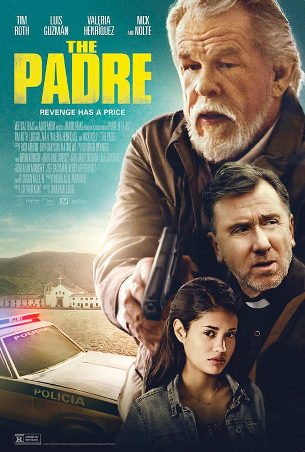 The Padre (2018) 720p WEB-DL DD5.1 X264-CMRG
