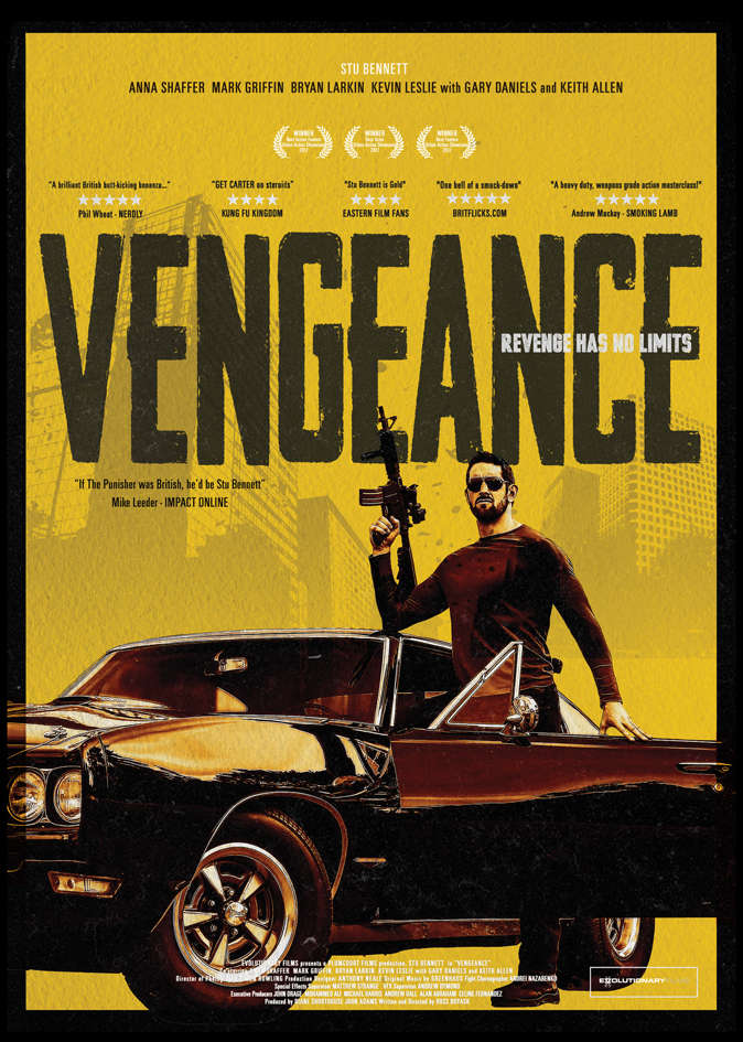 I Am Vengeance (2018) HDRip AC3 X264 MFH