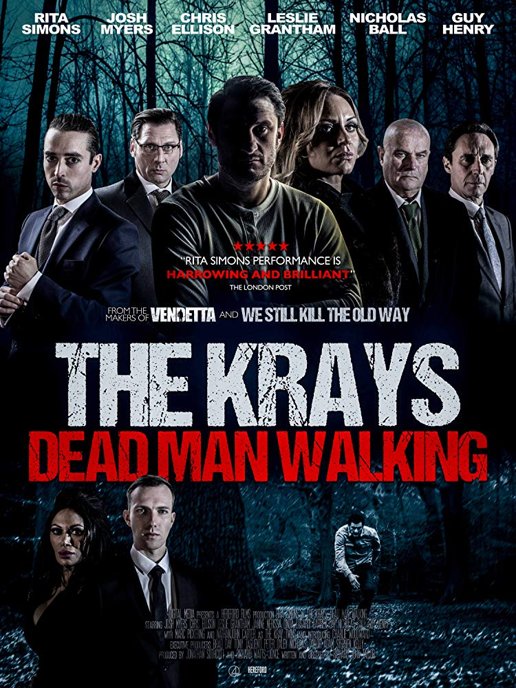 The Krays Dead Man Walking (2018) 1080p WEB-DL DD5.1 H264-FGT