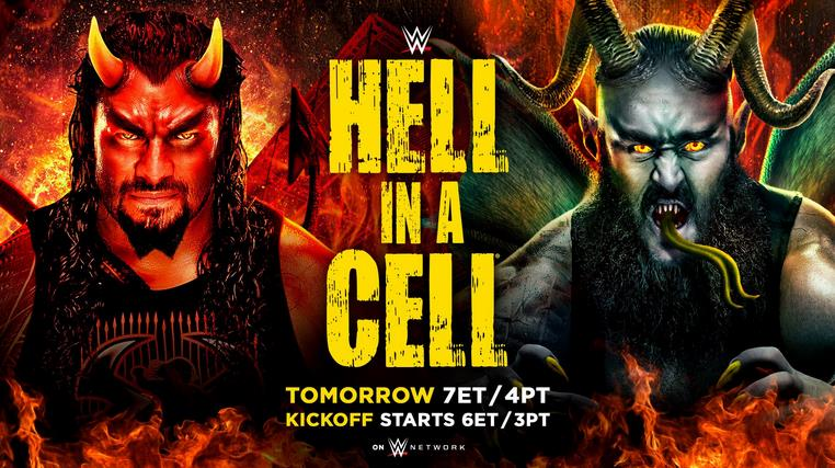 WWE Hell In A Cell 16th September 2018 720p PPV WEBRip x264-DLW