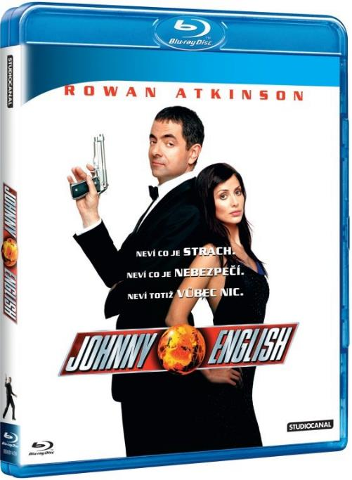 Johnny English (2003) 720p BRRip Dual Audio English Hindi-DLW