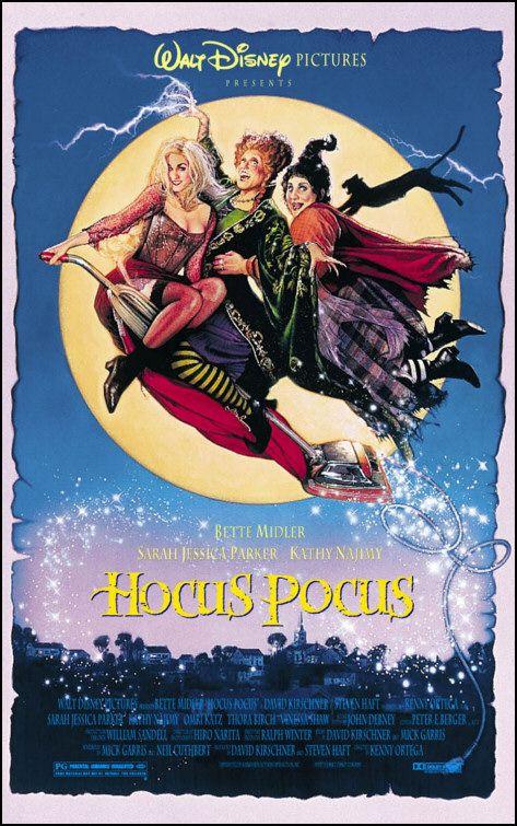 Hocus Pocus 1993 BRRip XviD-AVID