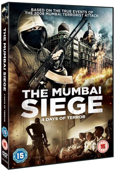 The Mumbai Siege 4 Days of Terror (2018) 720p WEB-DL AC3 X264-CMRG