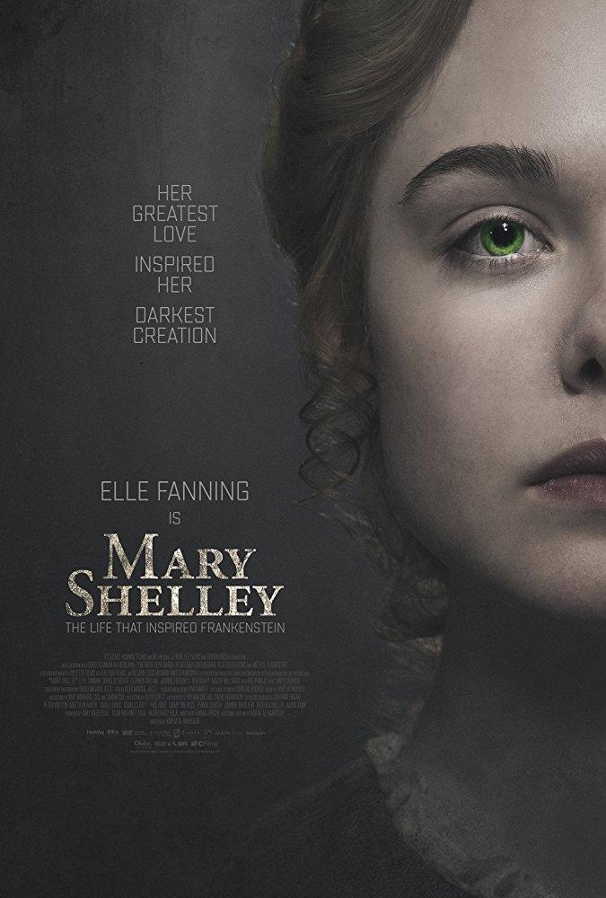 Mary Shelley (2018) BRRip XviD AC3-EVO