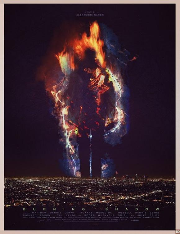 Burning Shadow (2018) HDRip XviD AC3-EVO