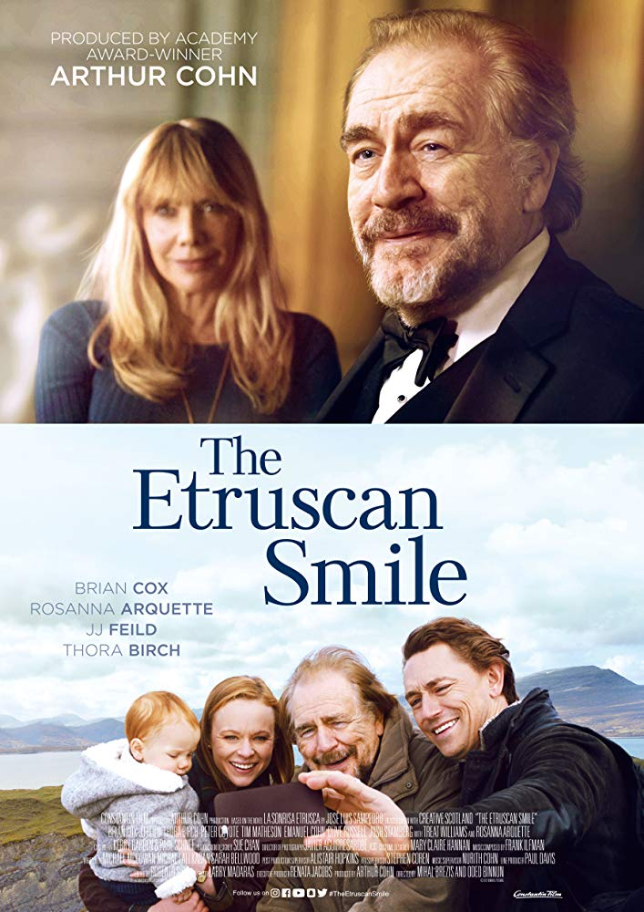 The Etruscan Smile (2018) 720p BluRay x264-GETiT