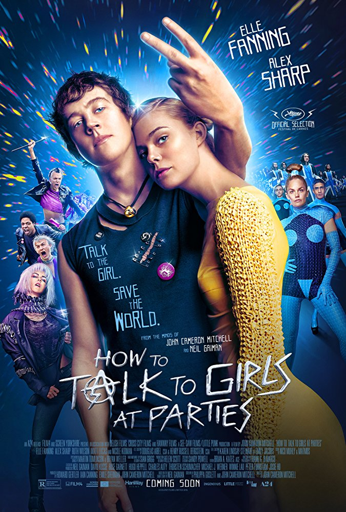 How to Talk to Girls at Parties 2017 BluRay 10Bit 1080p DD5 1 H265-d3g