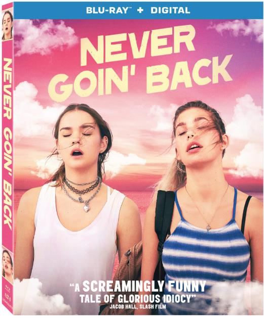 Never Goin Back (2018) HDRip XviD AC3-EVO