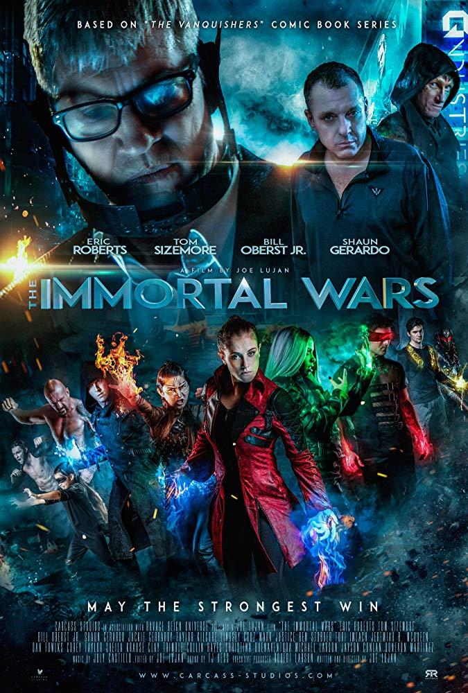 The Immortal Wars (2018) 1080p WEBRip DD2.0 x264-FGTEtHD