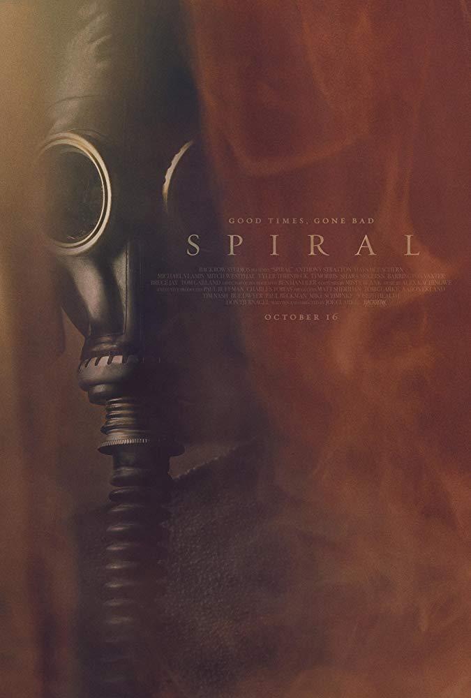 Spiral (2018) HDRip AC3 X264-CMRG
