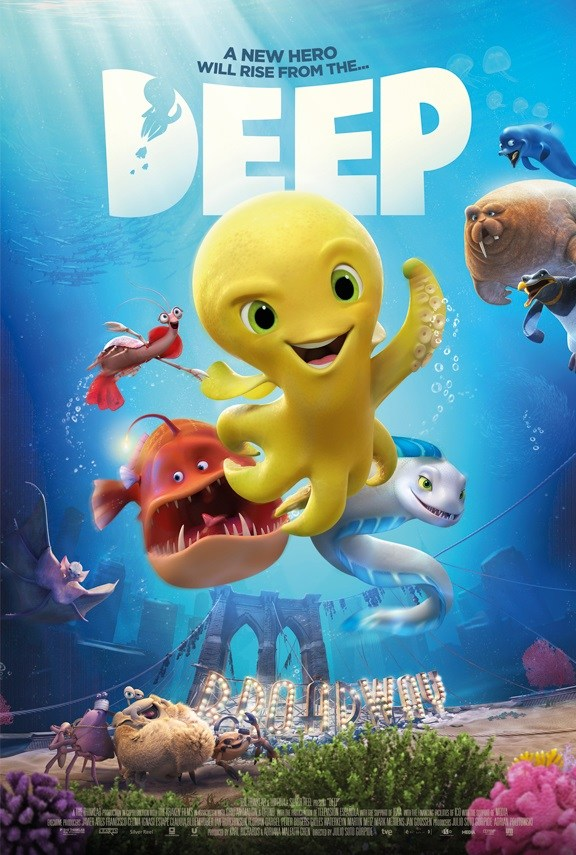 Deep (2017) BRRip XviD AC3-EVO