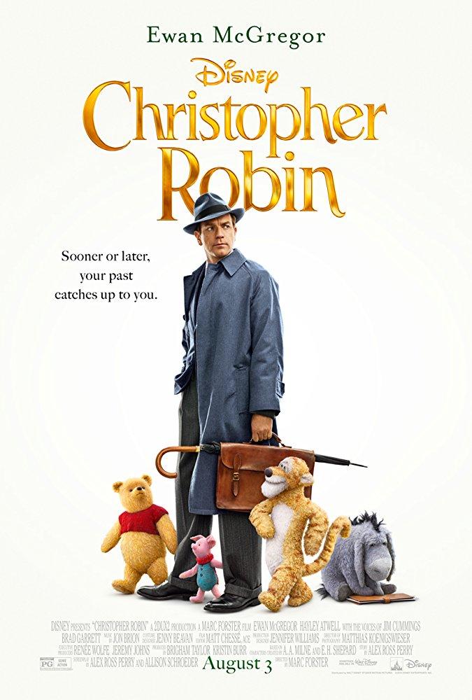 Christopher Robin (2018) 1080p BluRay x264 DTS MW