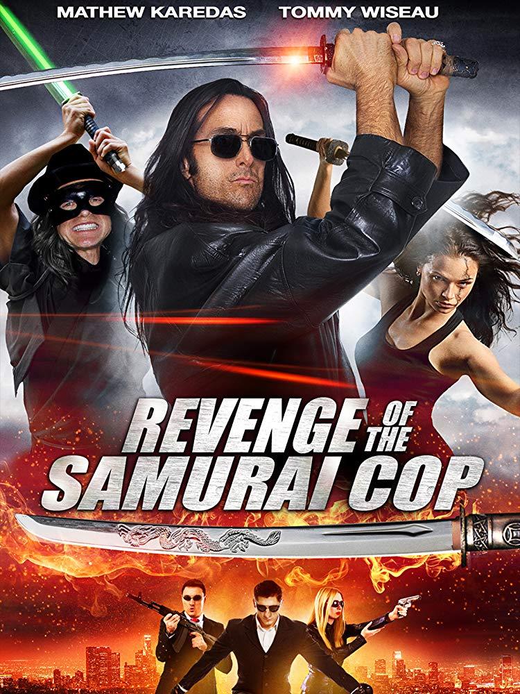 Revenge of the Samurai Cop (2017) WEBRip x264-iNTENSO
