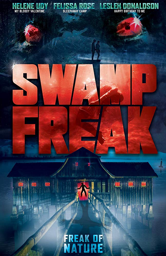 Swamp Freak 2017 720p AMZN-CBR WEB-DL AAC2 0 H 264-NTG