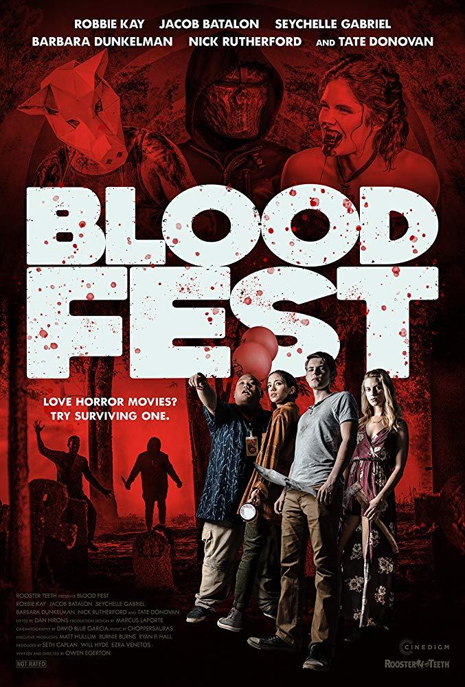 Blood Fest 2018 BDRip x264-VoMiT