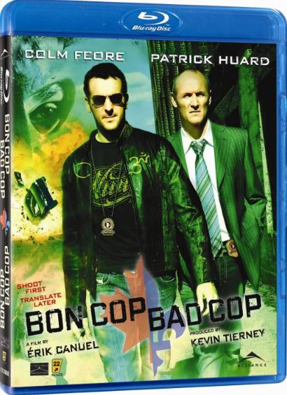 Bon Cop Bad Cop (2006) 1080p BluRay H264 AAC-RARBG