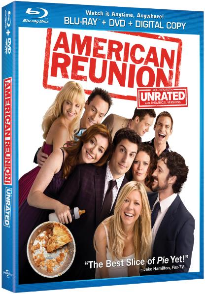 American Pie Reunion (2012) 720p BRRip x264 Dual Audio Eng Hindi-DLW