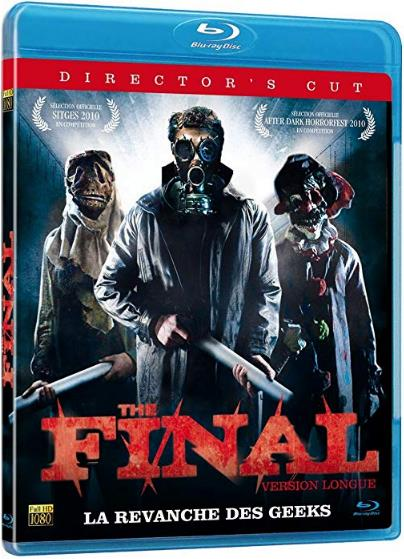 The Final (2010) 1080p BluRay H264 AAC-RARBG