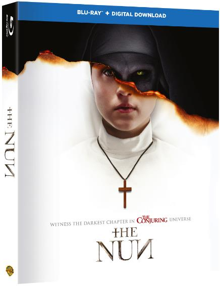 The Nun (2018) 720p BluRay (Dual Audio) Hindi 5.1 + English 5.1 x264 AC3 ESub-Sun...