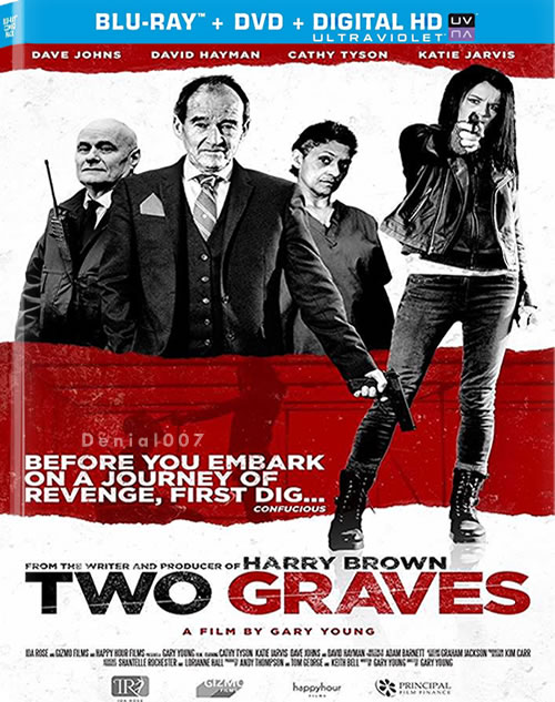 Two Graves (2018) HDRip XviD AC3-EVO