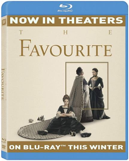 The Favourite (2018) DVDScr x264 AAC-MP4KiNG