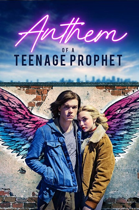 Anthem Of A Teenage Prophet (2018) HDRip XviD AC3-EVO