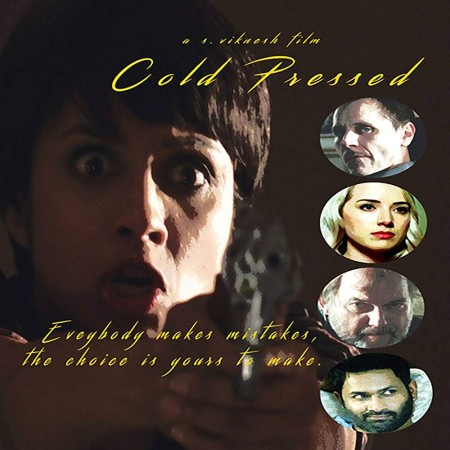 Cold Pressed (2018) HDRip AC3 X264-CMRG