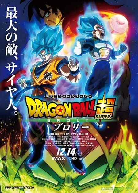Dragon Ball Super Broly (2019) HDTC 720p x264 - Nutsack