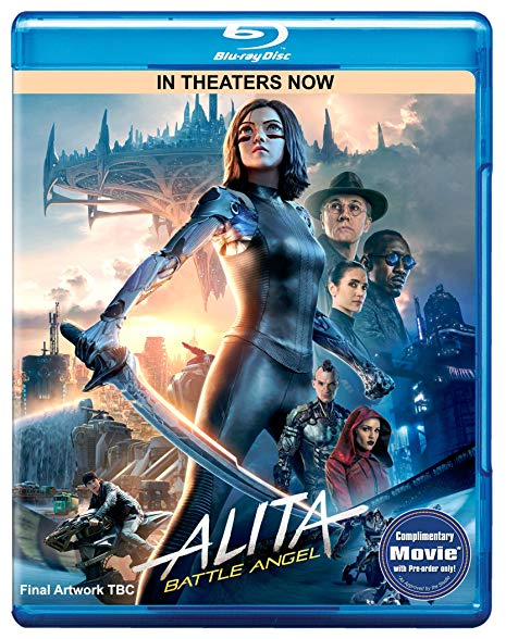 Alita Battle Angel (2019) 720p HDCAM x264 MW