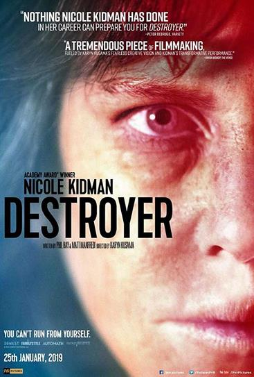 Destroyer (2018) DVDSCR XviD AC3-EVO