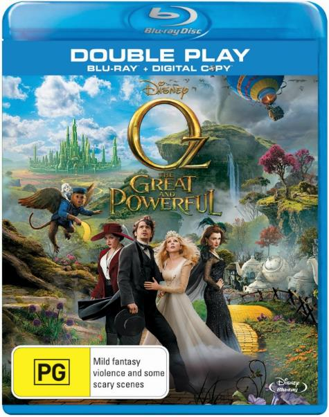 Oz the Great and Powerful (2013) 720p BluRay Dual Audio Eng Hindi ESubs-DLW