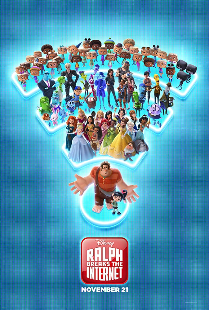 Ralph Breaks the Internet 2018 720p BRRip HEVC MkvCage