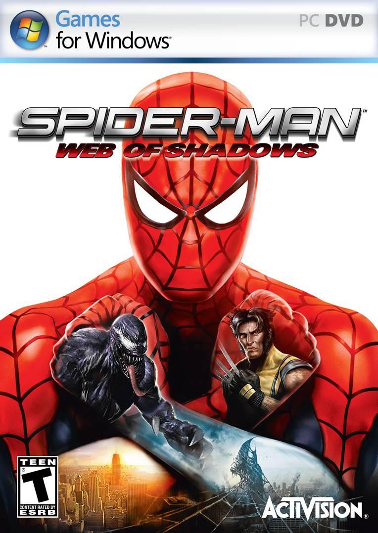 В экшене Spider-Man Web of Shadows знаменитый спасатель человечества