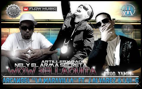 Descargar MP3 J Alvarez Ft Luigi 21 Plus, Arcangel - Wow