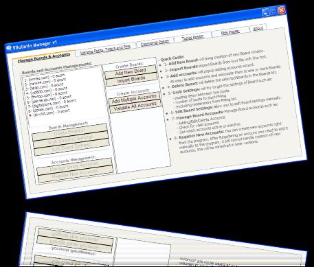 Vbulletin Manager V1.5