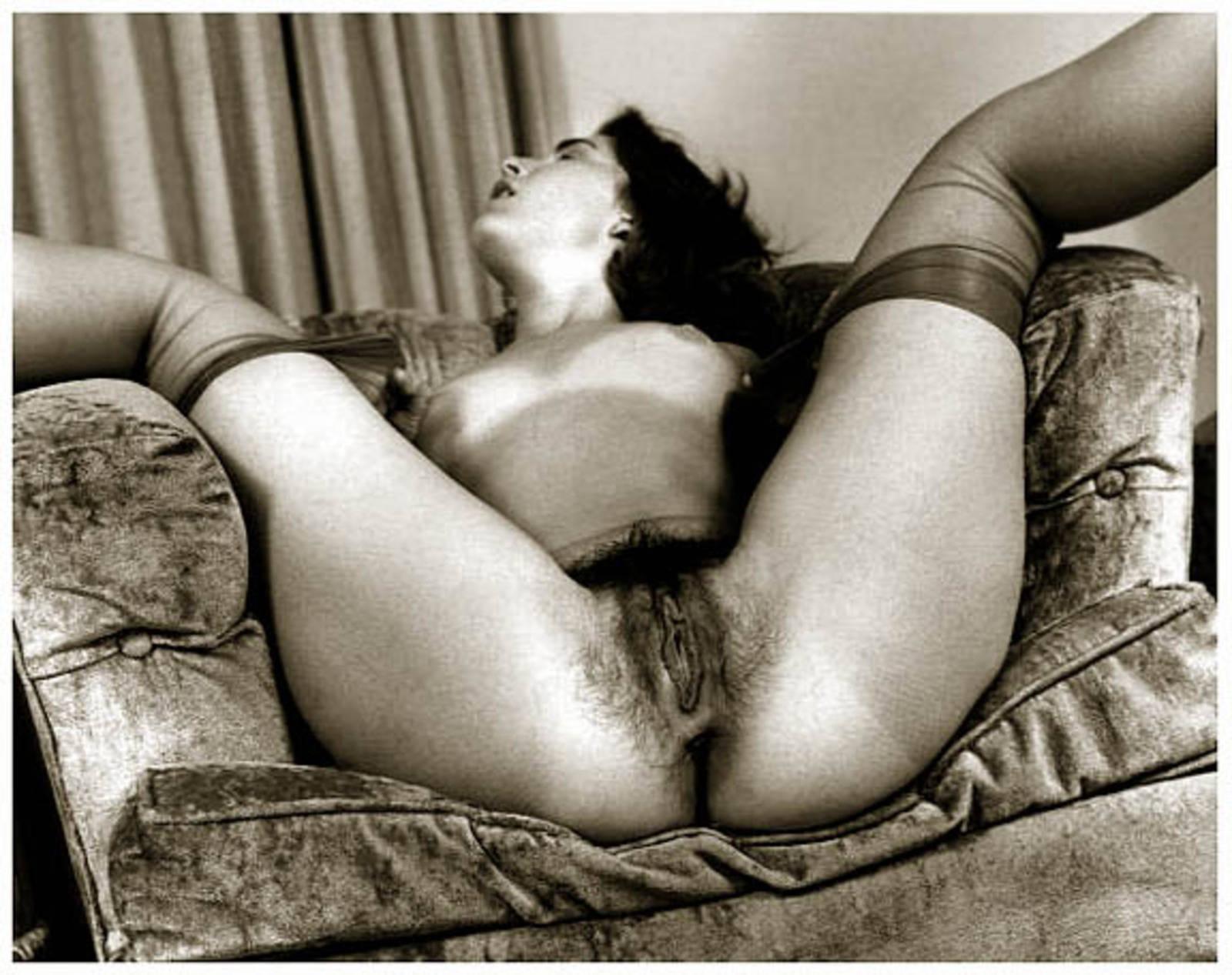 Ретро порно фото черно белые 4 фотография