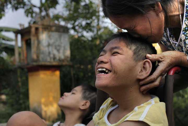El Agente Naranja en Vietnam