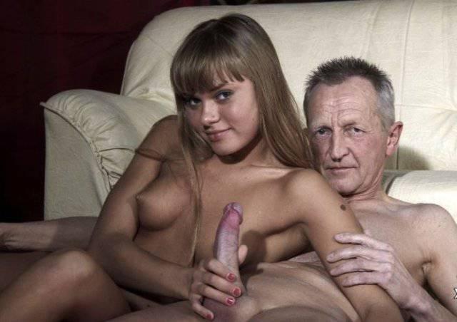 фото молодых со стариками