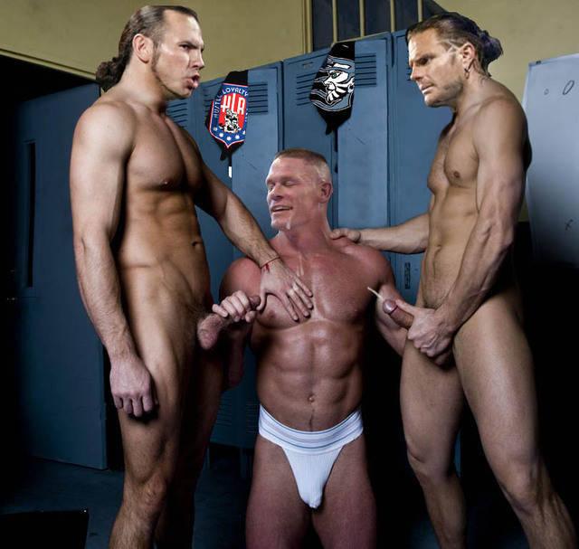 Where Jeff hardy nude bondage