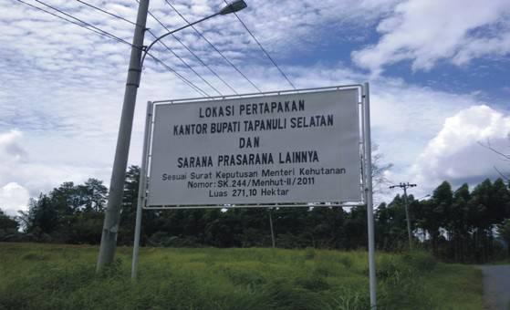 15912504ca4f78a75a7c5be7ed7ed8ac9284dd51 Menolak Pertapakan Kantor Pemkab di Kilang Papan : Masyarakat Angkola Timur Somasi Bupati Tapsel