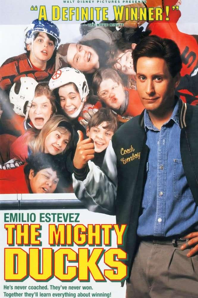 The Mighty Ducks 1992 BluRay  DD5 1 H265d3g