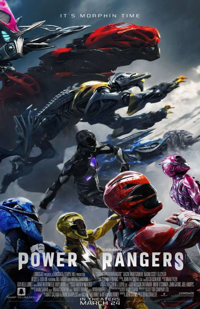 Power Rangers 2017 HDRip XviD AC3EVO