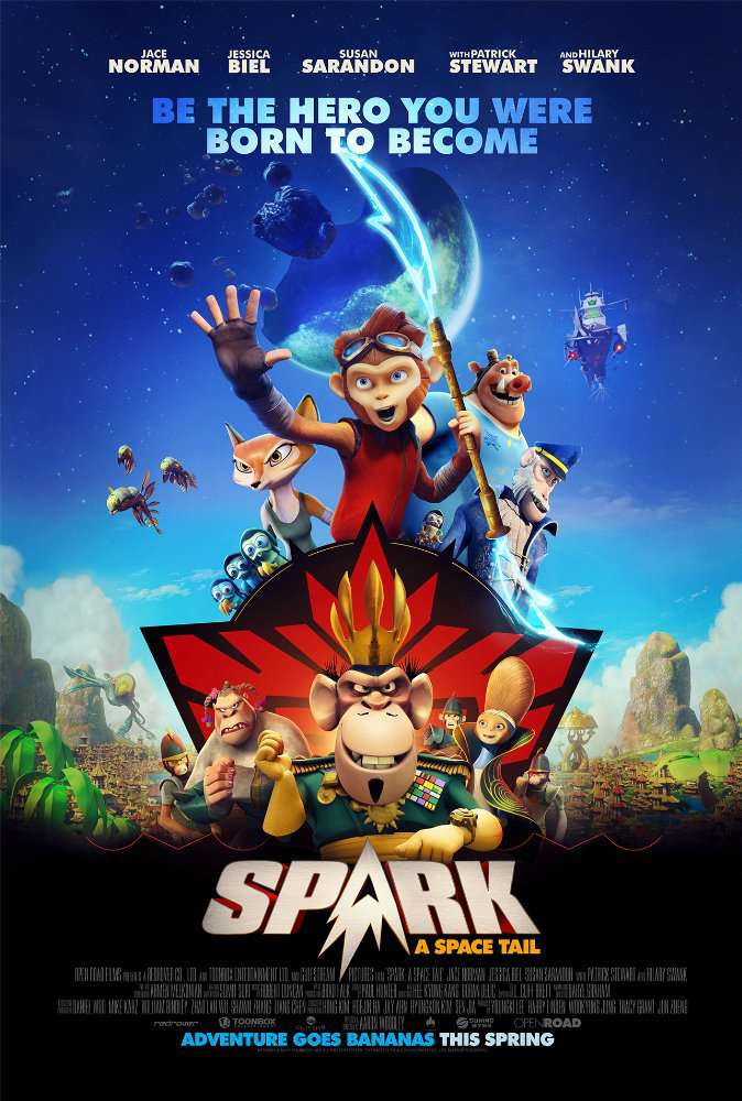 Spark A Space Tail 2016  WEBRIP X264 AC3Z