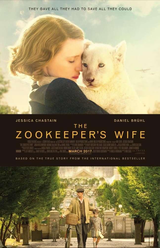 The Zookeeper's Wife 2017 HEVC  BluRay DTS x265LEGi0N