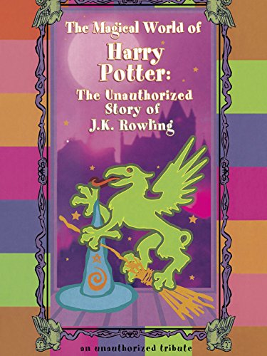 The Magical World of J K Rowling Author of Harry Potter 2000 DVDRip x264ARiES