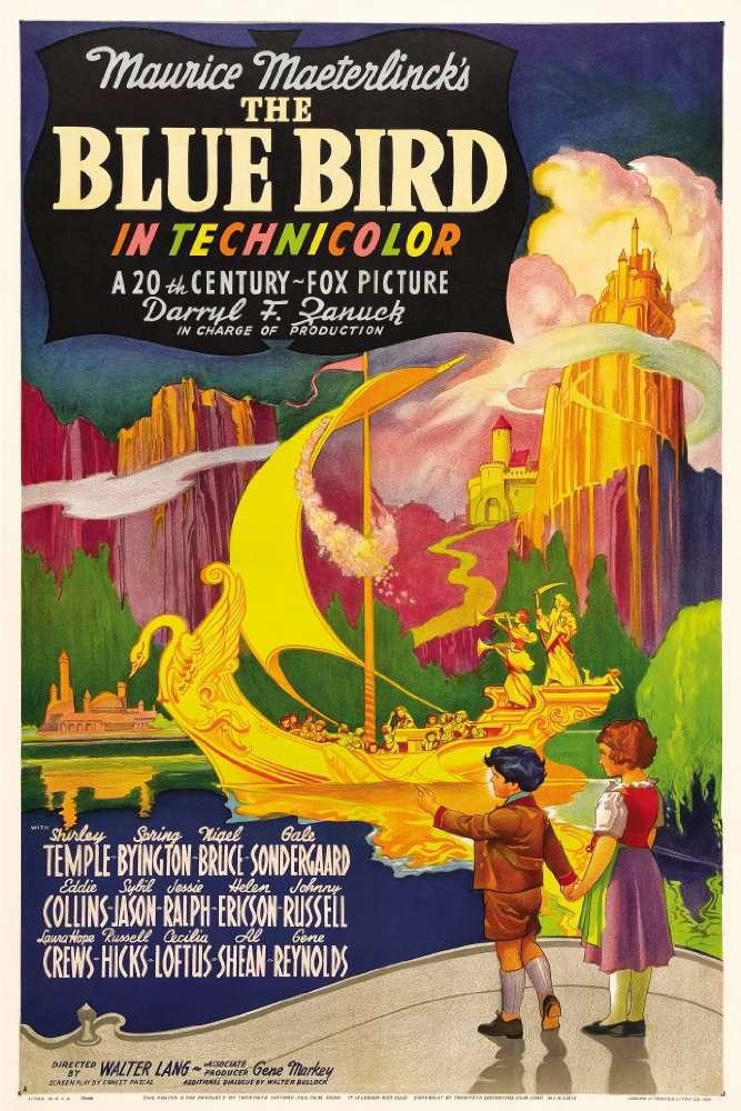 The Blue Bird 1940 DVDRip x264