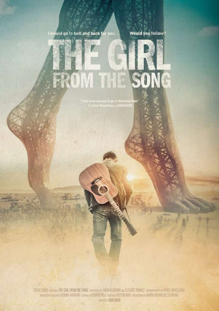 The Girl from the Song 2017 BRRip x264 AC3Manning