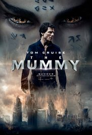The Mummy 2017 720p HDRip x264 AC3 5 1 – MRG