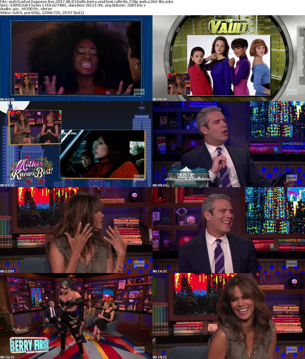 Watch What Happens Live 2017 08 03 Halle Berry and Toni Collette 720p WEB x264-TBS